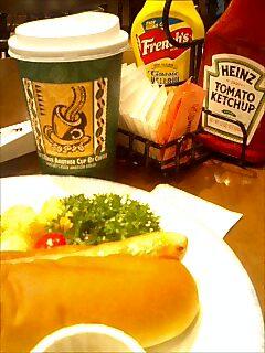 東京出張の朝